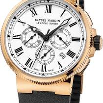 Ulysse Nardin Marine Chronograph Manufacture 43mm 1506-150-3/LE