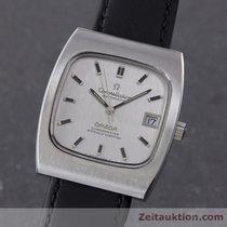 Omega Constellation Chronometer Edelstahl Automatik Herrenuhr...