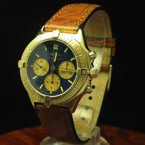 Breitling Callisto 18kt 750 Gold Handaufzug Chronograph...
