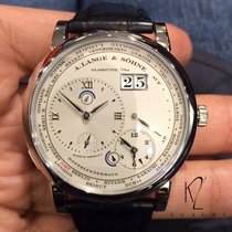 A. Lange & Söhne Lange 1 Time Zone in White Gold