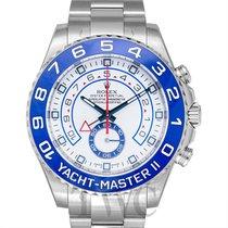 Rolex Yacht-Master II White/Steel Ø44 mm  - 116680