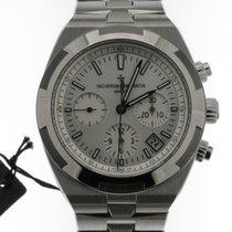 Vacheron Constantin Overseas  Chronograph Silver 5500V
