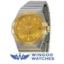 Omega Constellation Co-Axial 38 MM Ref. 12320382108001