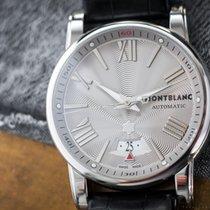 Montblanc Star Big Date Steel