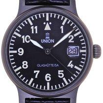 Union Glashütte Mans Military Style Automatic Wristwatch
