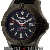 Breitling Avenger Seawolf Blacksteel Limited Edition