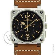 Bell & Ross BR03-94 Golden Heritage New-Full Set