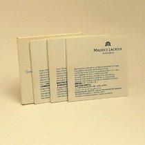 Maurice Lacroix Booklet Set