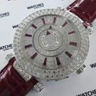 Franck Muller Ronde Double Mystery White Gold and Diamonds -...