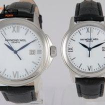 Raymond Weil 2 Watches Tradition Steel Quartz Women and Men...