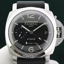 Panerai LUMINOR GMT 8-DAY POWER RESERVE MINT CONDITION