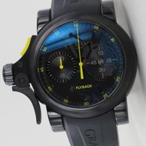 Graham Chronofighter Trigger Flyback Chronograph 2TRAB