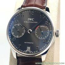 IWC Portuguese Iw500106 18k White Gold