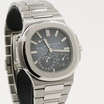 Patek Philippe Nautilus Power reserve moon date 5712/1A-001