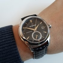 Eterna Legacy 1948 GMT Manufacture Black