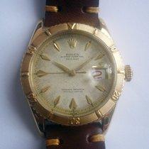 Rolex Datejust Turn-O-Graph 18K Yellow Gold
