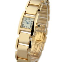 Cartier W650018H Tankissime Fall in Love 17mm in Rose Gold -...