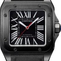 Cartier Santos 100 Carbon WSSA0006