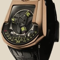 Urwerk 200 COLLECTION Gold UR-202 red gold