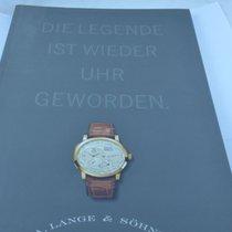 A. Lange & Söhne Katalog Catalogue 2005/2006 Mit Preislist...