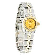 Raymond Weil Parsifal Diamond Ladies 2Tone Swiss Watch...