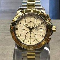 TAG Heuer Aquaracer Steel&Gold