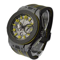 Hublot Big Bang Ferrari in Ceramic Limited Edition of 1000 Pcs