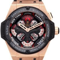 Hublot King Power 48mm UNICO GMT