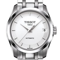 Tissot Ladies T0352071101100 T-Classic Couturier Watch