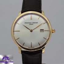 Frederique Constant Watches: FC-306V4S9 Classics Slimline Au
