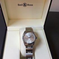 Bell & Ross MEDIUM AUTOMATIC STEEL BRAC