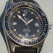 Rarissimo Orologio Anjax Sous Marine Diver Sub 300 Mt. Acciaio...