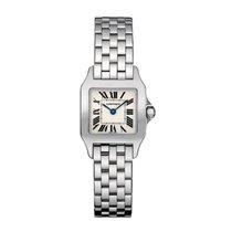 Cartier Santos Dumont Quartz Ladies Watch Ref W25064Z5