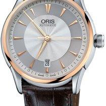 Oris Artelier Date 733 7591 4351 LS