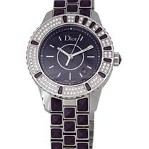 Dior Christal Stainless Steel Diamond Ladies Watch – CD11311JM001
