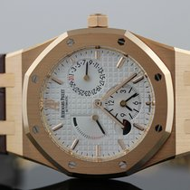 Audemars Piguet Royal Oak Dual Time Power Reserve - 26120.or.0...
