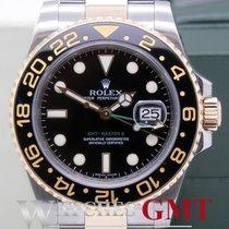 Rolex GMT Master II Steel & Gold Ceramic 116710