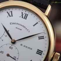 Eberhard & Co. Men's  8 Jours 39mm 18K Yellow Gold on...