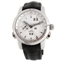 Ulysse Nardin 329-10 Perpetual Manufature in Platinum - On...