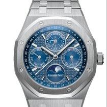 Audemars Piguet Royal Oak Perpetual Calendar Blue Dial