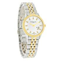 Raymond Weil Freelancer Ladies Diamond Swiss Watch 5670-STP-97091