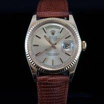 Rolex PRESIDENT DAYDATE 36MM VINTAGE 1970  MODEL 18K GOLD ON...