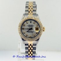 Rolex DateJust Ladies Diamond Watch Pre-owned