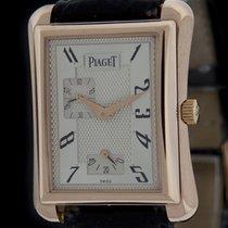 Piaget Rose Gold Black Tie Emperador Power Reserve G0A25037
