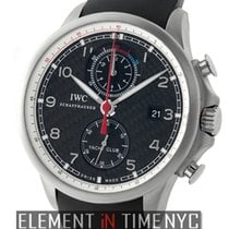 IWC Portuguese Collection Yacht Club Volvo Ocean Race 2012...