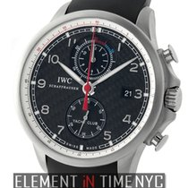IWC Portuguese Collection Yacht Club Volvo Ocean Race 2012