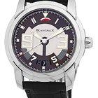 "Blancpain ""L-Evolution Automatique"" 8 Day Strapwatch."
