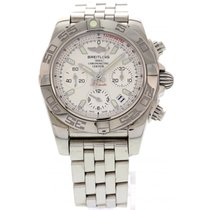Breitling Chronomat Automatic Chronograph AB0140 Stainless Steel