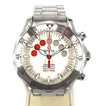 Omega Seamaster Apnea Jacques Mayol (Excellent)