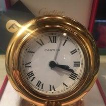 Cartier Pendulette Colisee Alarm Clock by GoldfingersOrologi